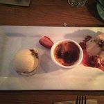 Dessert to share..
