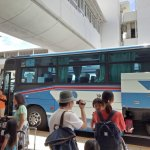 Limosine bus service from airport