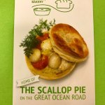 Home of the Scallop Pie