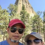 I'm glad we went , love devil tower !