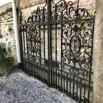 Ironwork Gate created by Juliette