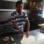 Roti Preparation
