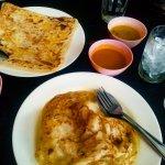 Roti Canai & Roti Telur