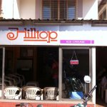 Hill top ice cream parlor in pachgani Mahableshwar