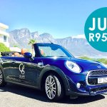 Our Mini Cooper Convertible is with a sleeker design, go-kart handling and smart technology!