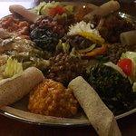 Foto van Gezana Eritrean Restaurant