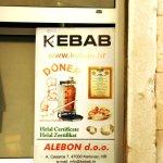 Certified halal food