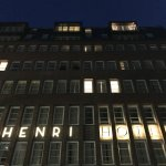 Henri Hotel Hamburg Downtown Foto