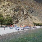 Foto di Glika Nera Beach