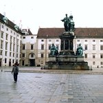 Hofburg - Vienna.