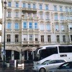 Hotel Sacher - Vienna.