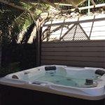 La zone spa est très cosy et confortable pour un week end détente spa je recommande fortement po