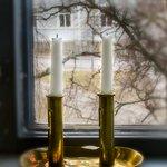 Tähän kynttilänjalkaan liittyy traaginen rakkaustarina, jonka voit kuulla Soveliuksen talossa.