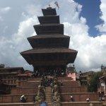 Foto de Nyatapola Temple