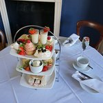 Afternoon tea at Bank House is served daily 2.30p-5.30pm (booking essential).