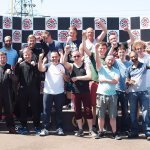 Podium ceremonies crown the fastest drivers