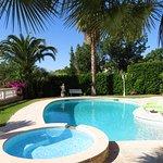 La superbe piscine !!!