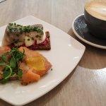 Traditional scandinavian open sandwiches - lovely