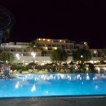Hotel vu de nuit