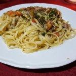 pasta course -