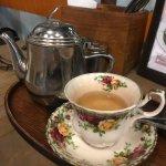 When my tea time feels like home!