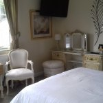 Edgcumbe Room large room with Italian style furniture