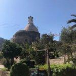 Area around the hotel as you walk to the center of Anacapri