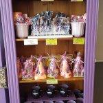 Risque chocolate pops