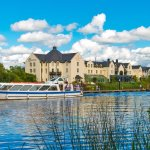 The Landmark Hotel, overlooking the River Shannon in the beautiful scenic town of Carrick-on-Sha
