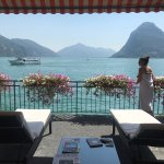 Summer time and films Lugano