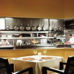 Kitchen Table Experience at Salt Restaurant