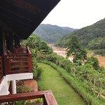 Sanctuary Pakbeng Lodge Foto