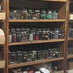 California Millinery Supply Jars of Trinkets