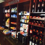 Whether it's chocolate or a toothbrush you need, our Suite Shop is available 24/7