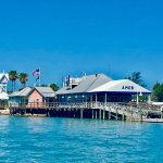 Visit AMOB on the Pier by boat!
