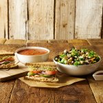 Erik's sandwiches are made with high-quality meats, savory cheeses, and fresh produce.