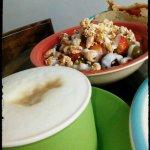 ¡¡¡ Pide tu desayuno en Sacha todos los dias !!!!