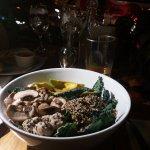 my vegan quinoa bowl