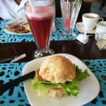 Photo de Balcon de Cafe