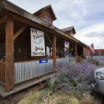 Escalante Outfitters building