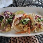 Lobster, Baja Fish & Bang-A-Rang Shrimp Taco's