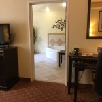 Whirlpool king suite #216 (largest in hotel)