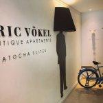 Foto de Eric Vökel Boutique Apartments - Atocha Suites
