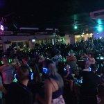 Silent disco at hendra