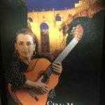 Photo de Celia Morales Guitarra Flamenca Tradicional