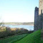 Zdjęcie Llansteffan Castle