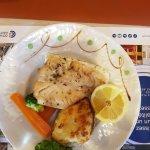 Le plat à base de poisson et son accompagnement