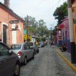 Calles del Pueblo Ajijic, Jalisco