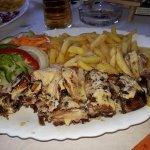 Chicken Piri Piri - one of my favourites