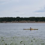 Another View to Strandbad Wannsee